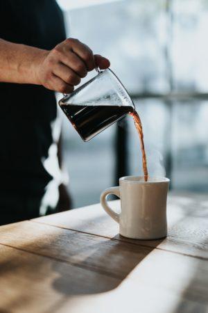 Kaffee Tasse Homöopathie